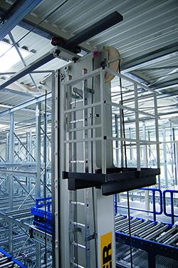 storage and retrieval machines